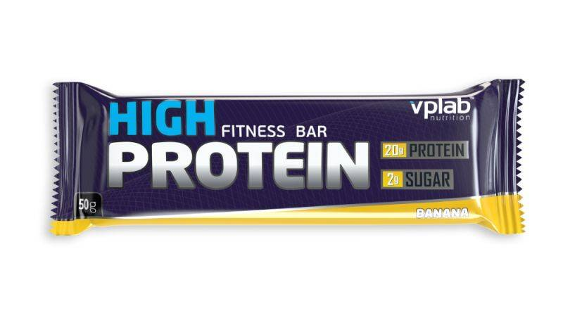 High Protein Fitness Bar, 50 г