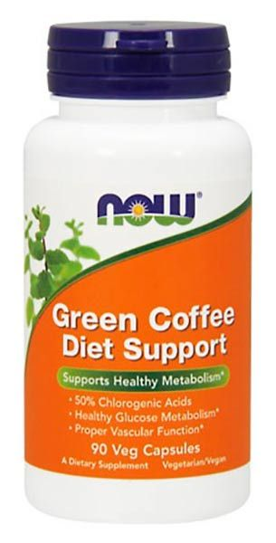 Green Coffee Diet Support 90 капсул